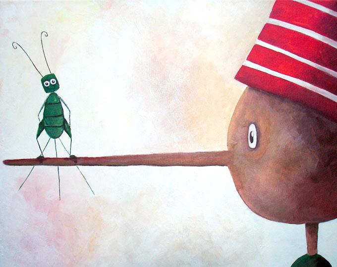 Collodi e le parc de Pinocchio